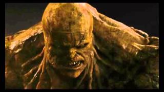The HULK vs Abomination(The incredble Hulk 2008)