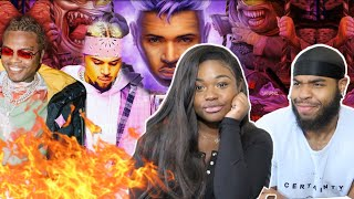 Chris Brown   Heat (Audio) Ft. Gunna | REACTION!!!