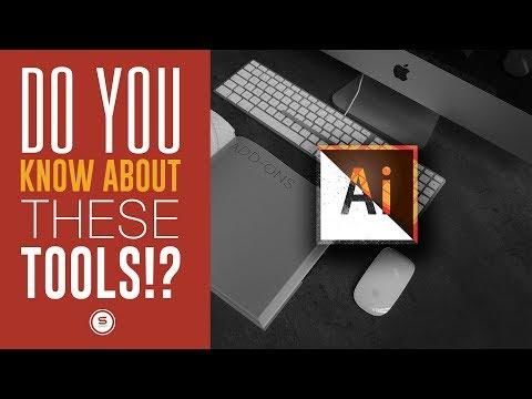 4 Adobe Illustrator Tools You Probably Don't Use | Illustrator Shear Tool | Satori Graphics