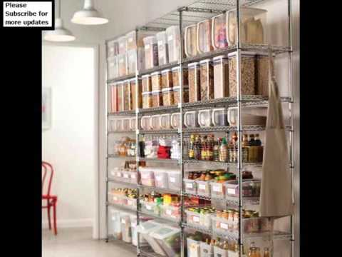 Kitchen Pantry Shelving Ideas |Wall Shelves Picture Collection