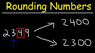 Rounding Numbers and Rounding Decimals - The Easy Way!