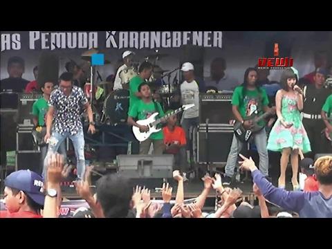 Gerry Mahesa Feat Tasya Rosmala - Gita Cinta (NEW PALLAPA 2017 KARANG BENER)