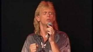 John Farnham - Comic Conversation (Live) jacks back tour