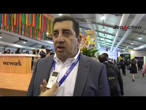 CADE 2018 - Entrevista a José Marun, Director Cia. Minera Poderosa S.A.