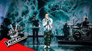 Dermot Kennedy   'Power Over Me' | Liveshows | The Voice Van Vlaanderen | VTM
