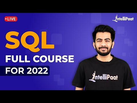 SQL Course | SQL Training | SQL Tutorial For Beginners | Intellipaat ...