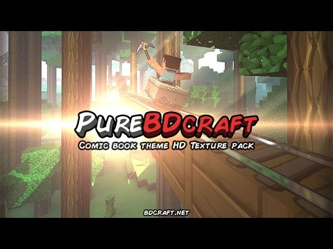 Sphax PureBDCraft X For MC Minecraft Texture Pack - Minecraft 2d spielen ohne download
