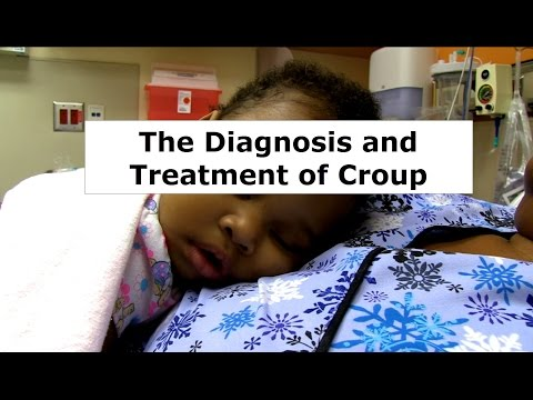 Video The Diagnosis and Treatment of Croup