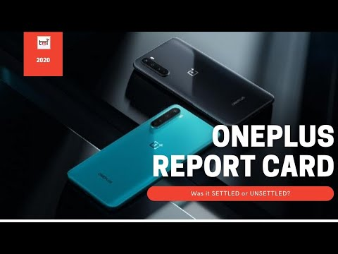 Report Card 2020 OnePlus: Hits and Misses!