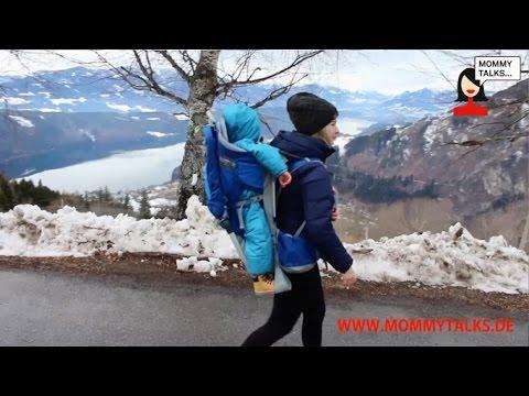 Thule Sapling Elite Kindertrage Bewertung video