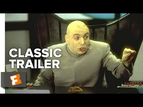 Austin Powers: The Spy Who Shagged Me (1999) Official Trailer