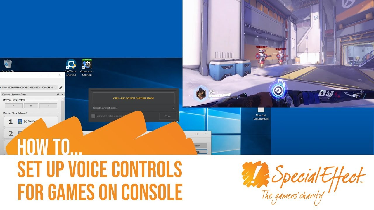 video placeholder for How To Setup Voice Controls on Console