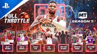 PlayStation NBA 2K21 - MyTEAM Season 7: Full Throttle | PS5, PS4 anuncio