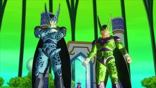 Dragon Ball Xenoverse 2 ~ Infinite History: Cell (Instructor) cutscenes and quotes
