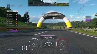 Gt Sport. 2 victoria con mando cambio manual