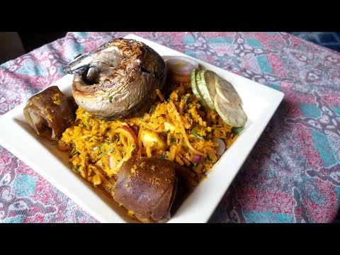 Abacha Recipe (African Salad) How to Make Abacha Food Video