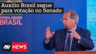 'Auxilio Brasil é um meio para que o cidadão possa melhorar de vida', afirma relator do projeto