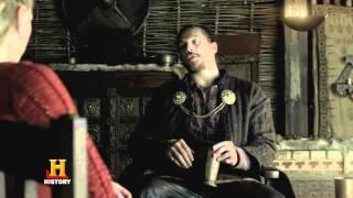 Kalf et Lagertha discutent (Sneak Peak)