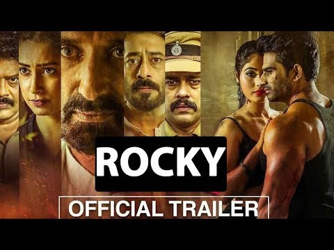 Rocky | Official Trailer | Sandeep Salve, Ashok Shinde, Kranti Redkar | 8 March 2019