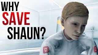 Fallout 4 - Why Save Shaun?  -  [Secret Dialog Lore]