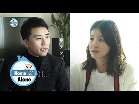Lee Si Young Can Make a Breast Milk Soap and Give It To Seung Ri [Home Alone Ep 235]