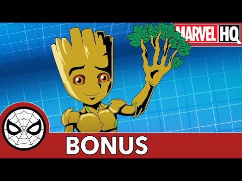 Venom Files: Groot   Marvel's Spider-Man: Maximum Venom