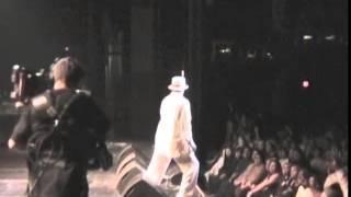 "AALON w Art LaBoe Intro Singing ""Rock & Roll Gangster"""