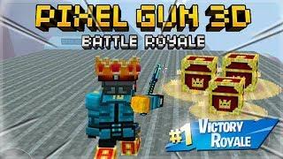 HALLOWEEN UPDATE UNLOCKING THE BATTLE PASS RANKS! | Pixel Gun 3D