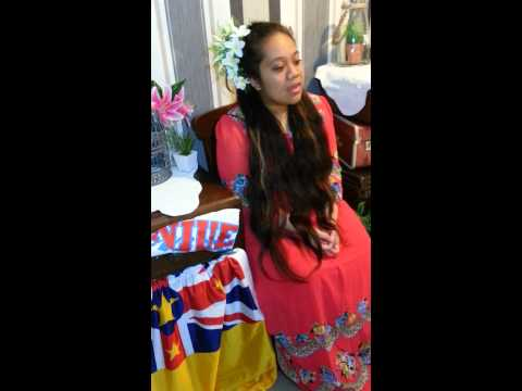 Malolo Haku Loto - Bianca McCready-Togiamua, Niue