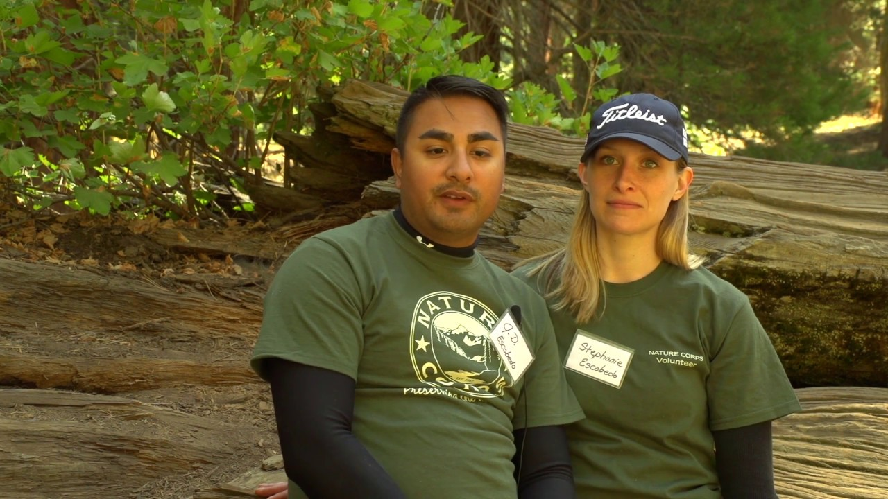 Veterans in Sequoia NP