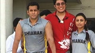 Salman Khan to support Aamir Khan