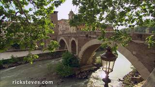 Thumbnail of the video 'Rome's Colorful Trastevere Neighborhood'