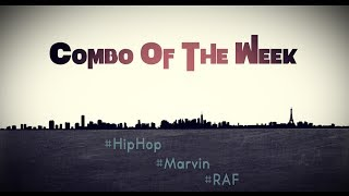 Hip Hop dance tutorial | Combo Of The Week with Marvin