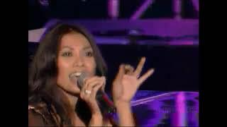 Anggun ft. Lady Laistee - Être une femme (LIVE)