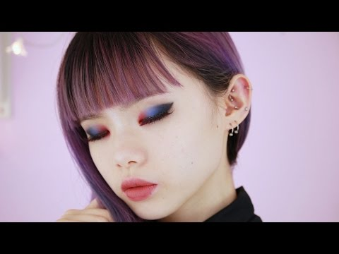 Night Fog | Smoky Cat Eye Makeup Tutorial For Monolids & Hooded Eyes