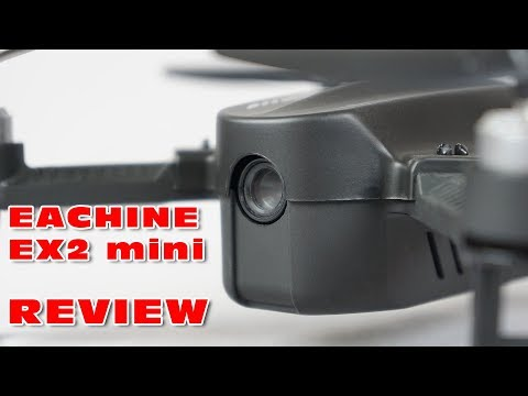 Full Review of the Eachine EX2 mini (entry level FPV quad)