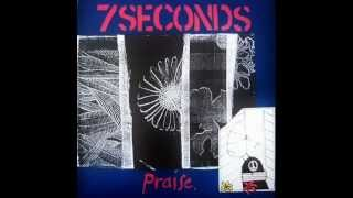 7 SECONDS - Praise EP - You live and die for freedom & siren