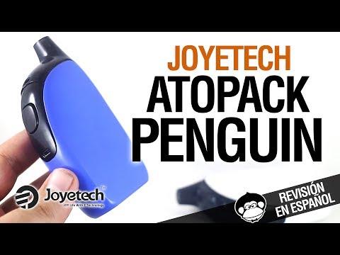 Joyetech ATOPACK PENGUIN / el pingüino peleón / revisión