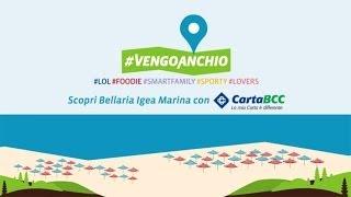 preview picture of video '#vengoanchio Bellaria Igea Marina 2014'