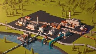 Кириши - индустриальный парк / Инфографика