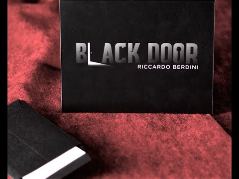 Black Door by Riccardo Berdini