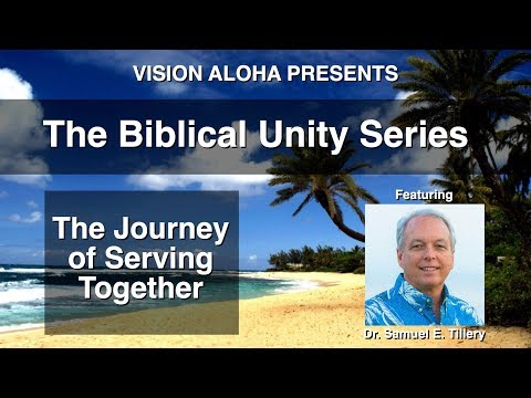 The Journey of Serving Together