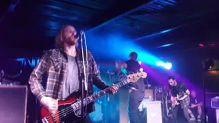 Letlive - Good Mourning, America(new song) 3/28/2016 Zydeco in Birmingham, AL