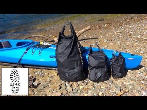 """Wasserdichte Packsäcke """"Fold-Drybags Endura"""" von Exped"""