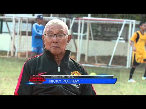NET Sport - Indonesia Soccer Legend - Rochy Putiray