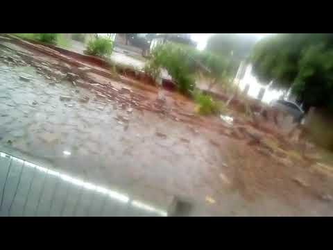 Chuva em bom retiro do sul