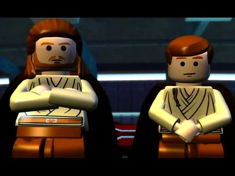 Vidéo LEGO Jeux vidéo WIISWLSC : Lego Star Wars : la saga complète Wii