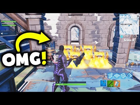 Fortnite How To Build Under Pressure