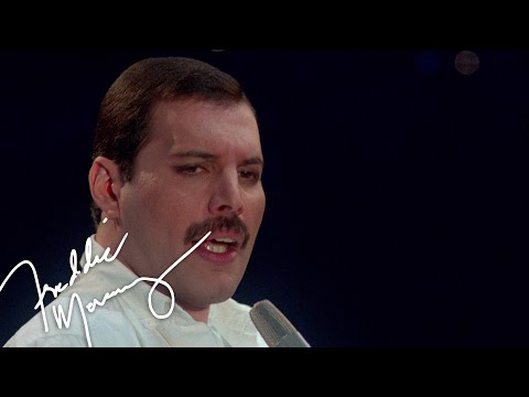 Immagine testo significato Freddie Mercury - Time Waits For No One (Official Video)