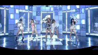 [HD] 4minute (포미닛) - Mirror Mirror (거울아 거울아) M! Countdown Live